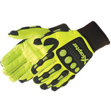 Impact Gloves - Corded Palm Impact Gloves, Daybreaker Xscepter 0928, Neoprene Cuff 12 Pair