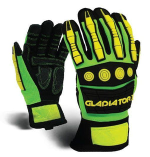 Impact Gloves - Daybreaker Gladiator 6 Pair Premium Water Resistant Impact Gloves