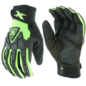 Impact Gloves - Impact Gloves, 89306, Extreme Work Strike ProteX, Pair