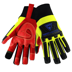 Impact Gloves - On Sale! Impact Gloves, West Chester 87811 Winter Fleece R2, 6 Pair