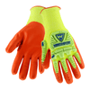 Impact Gloves - West Chester HVY710HSNFB Impact Gloves, Hi-Viz Nitrile Foam, 6 Pair