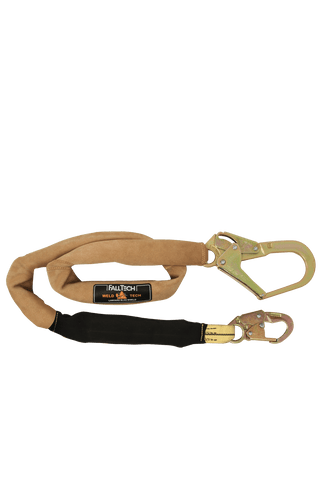Lanyards And Positioning - Leather Slag Shield Lanyard Protector, FallTech 5075C, Welders Accessories