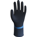 Latex Coated Gloves - Wonder Grip WG-318 Aqua Water Resistant Latex Coated Glove 12 Pair