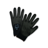 Nitrile Coated Gloves - West Chester 715SNFKB PosiGrip 3/4 Dip Nitrile Foam Gloves, 12 Pair