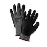 Nitrile Coated Gloves - West Chester 715SNFLB PosiGrip Nitrile Coated Gloves, 12 Pair