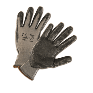 Nitrile Coated Gloves - Westchester-PosiGrip 713SNF Nitrile Foam Glove, 12 Pair