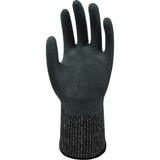 Nitrile Coated Gloves - Wonder Grip Lite-Cut 3 WG-640 Cut Resistant Nitrile Coated Safety Gloves 12PK