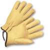 Pigskin Drivers Gloves - On Sale! Leather Glove, Driver, 994kp, Premium Pigskin, Thermal Lined, Keystone Thumb, 12 Pair