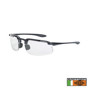 Safety Glasses - Crossfire Es4 Premium Safety Glasses By Radians, 12 Pair, Free Shipping