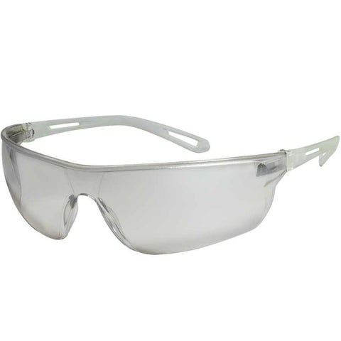 Safety Glasses - INOX Boomerang 1705 Series Frameless Safety Glasses 12 Pair