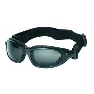 Safety Glasses - INOX Challenger 1770 Series Safety Glasses W/Adjustable Headband, 12 Pair