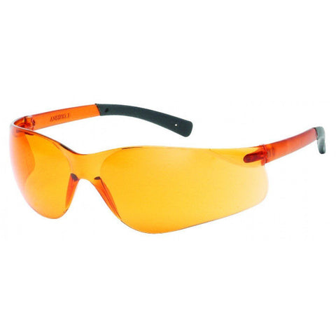 Safety Glasses - INOX F II 1715RT Series Safety Glasses, 12 Pair