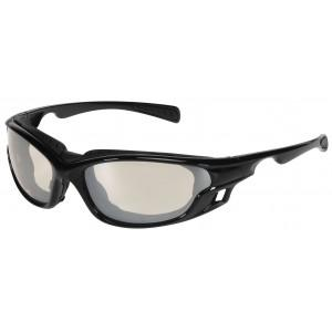 Safety Glasses - INOX Gazer 1773 Series Anti-Fog Safety Glasses W/Foam Seal, 12 Pair