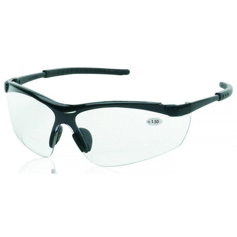 Safety Glasses - INOX Synergy 1775 Series Bi-Focal Safety Glasses, 12 Pair