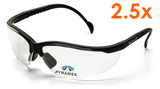 Safety Glasses - Pyramex V2 Readers Safety Glasses 12 Pair