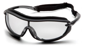 Safety Glasses - Pyramex XS3 Plus Anti-Fog Safety Glasses 12 Pair