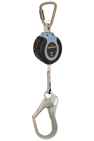 Self-Retracting Devices - FallTech 82710SC1: DuraTech Compact Web Self Retracting Device