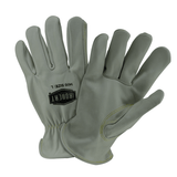 Unlined Drivers - Premium Leather Driver Glove, IronCat, 9420, 12 Pair