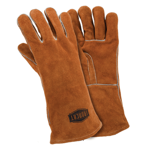 West Chester IRONCAT 5500 Welding Hand Pad One Size Back Hand Glove Protection