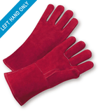 Welders Gloves - Westchester-9400LHO Russet Welders Left Hand Only Glove. 24PK