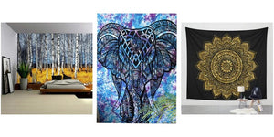 Tapestries and Fabrics