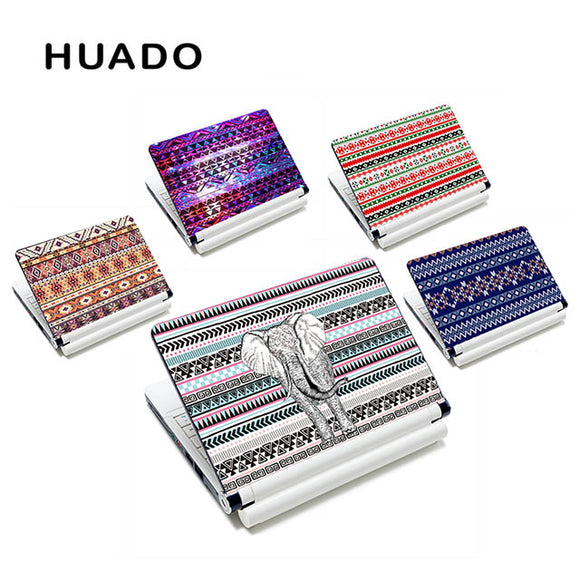 Ethnic style stripe pattern laptop sticker notebook skin covers13