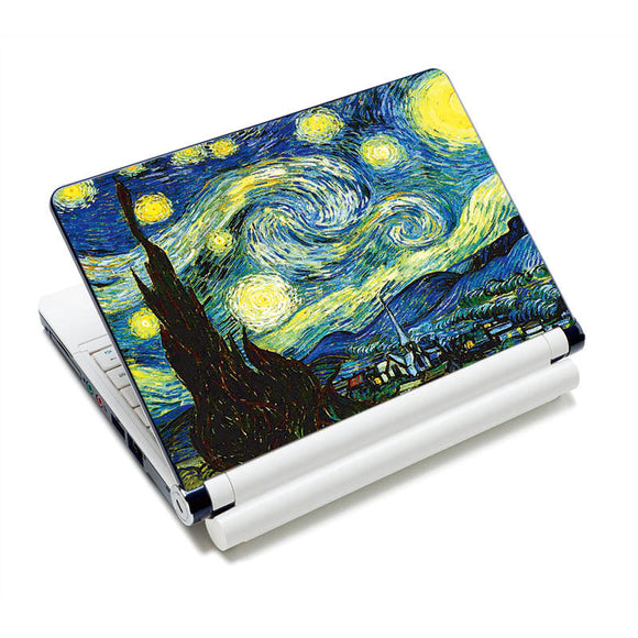 Laptop skin 15.6 laptop sticker notebook cover in 13.3