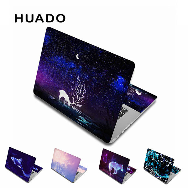 "Laptop stickers for 15inch notebook sticker 12"" 14"" 17"" 15.6"" PC skin for xiaomi mi pro 13.3/asus/macbook pro 13/acer/hp/lenovo"