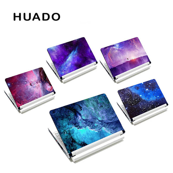 Starry sky laptop sticker notbook skin case11
