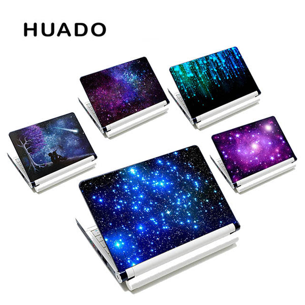 Starry Sky DIY Personality Decal laptop sticker 13 15 15.6 inch laptop skin for lenovo/acer/asus/macbook air computer