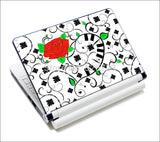 "Laptop sticker notebook skin case10""12""13""14""15"" for macbook air/acer/lenovo etc."