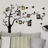 Photo frame memory tree classical family tree wall decal poster art