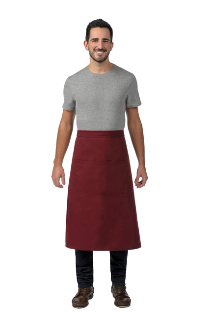#128 Full Length Bistro w/2 pockets