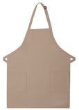 Two Patch-Pocket Apron