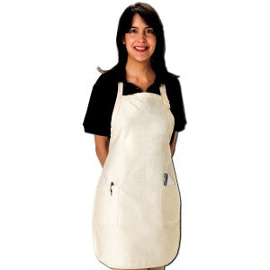 Natural Twill Bib Apron -2 pkt