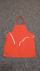 Polyester Child or Youth Apron - Custom Sewn