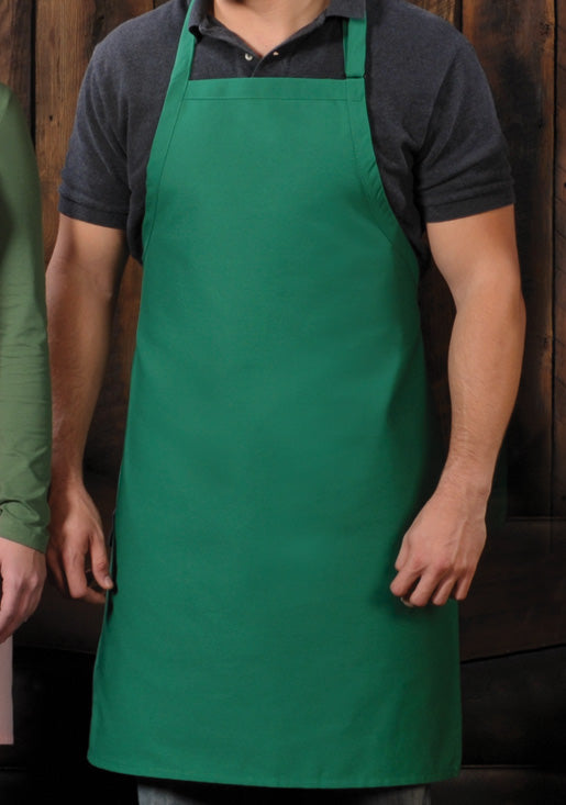 #220NP Full Length Apron without pockets