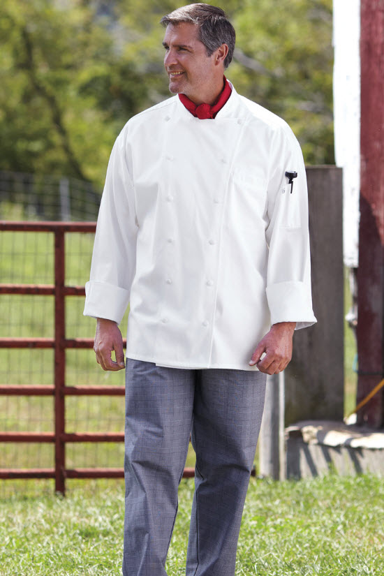 Palermo Chef Coat