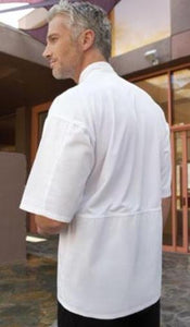 "Aruba Chef Coat with Mesh - ""Popular"""