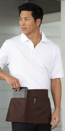 Two-Section Pocket Waist Apron