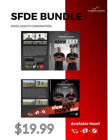 Slow Feet Don't  Eat Training Bundle