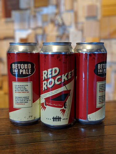 Red Rocket (Single Can) 473ml - Red Ale -