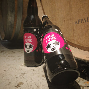 Pink Funk (Single Bottle) 650ml - Barrel Aged Pink Fuzz - 6.5%