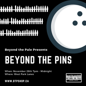 Beyond the Pins - Bowling Night