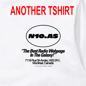 N10.AS 'Best Radio' T-Shirt