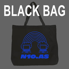 N10.AS 'Connection' Tote Bag