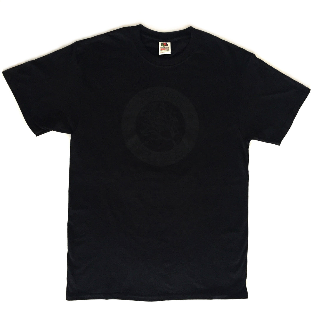 Arbutus 'Black on Black' T-Shirt