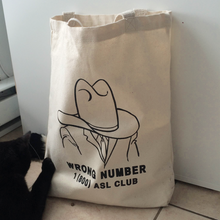 Wrong Number Tote Bag