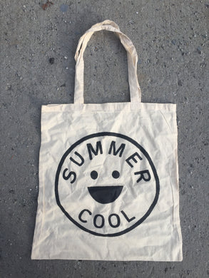 Smiley Tote Bag