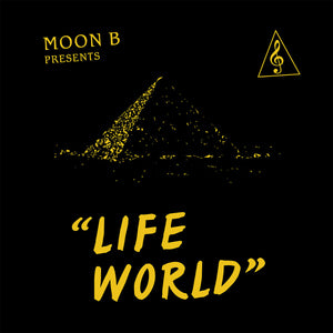 "Moon B - ""Life World"" Cassette"